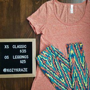 NWT BUNDLE of *3* XS (Regular S) Classic T shirts